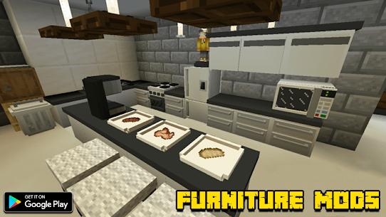 Minecraft Pe Furniture Mod Apk – Minecraft Furniture İndir GÜNCEL SÜRÜM 2021* 3