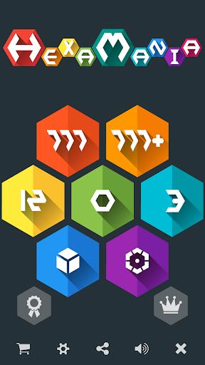 HexaMania Puzzle  screenshots 1