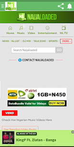 Naijaloaded Mobile App  For Pc – Free Download For Windows And Mac 2