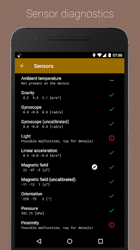 GPS Status & Toolbox 9.2.194 Screenshots 7