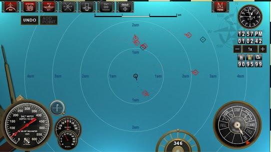 Silent Depth Submarine Sim v1.2.4 (Paid) 2