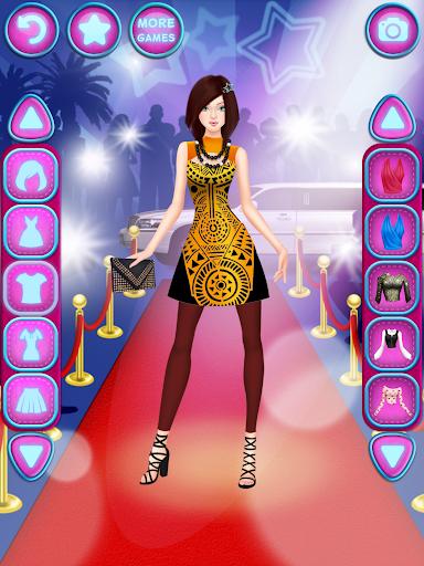 Fashion Show Dress Up Game  screenshots 6
