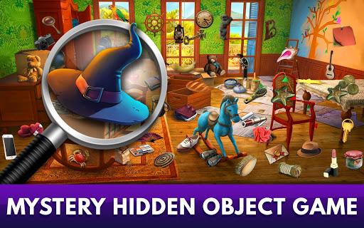 Hidden Object Games Free: Mysterious House 1.0.2 screenshots 1