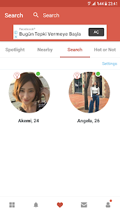Taiwan Dating App – AGA 3