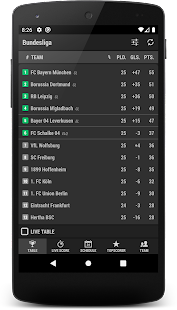 Football DE - Bundesliga Screenshot