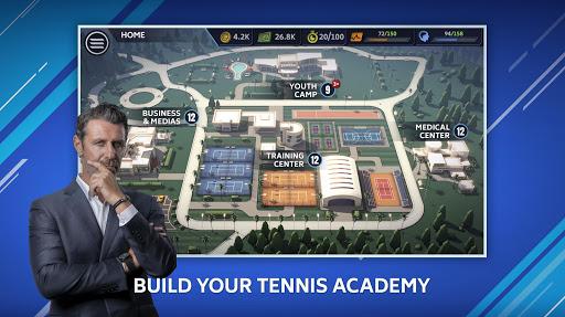 Tennis Manager 2020 – Mobile – World Pro Tour 1.26.5409 screenshots 1
