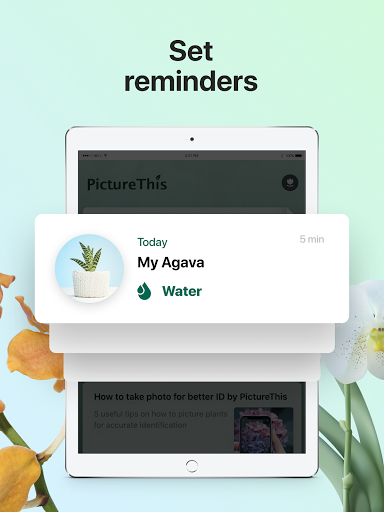 PictureThis: Identify Plant, Flower, Weed and More 2.6.3 Screenshots 14
