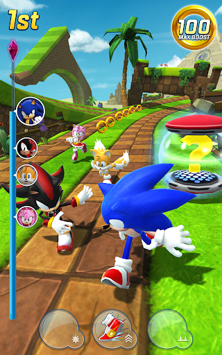 Sonic Forces u2013 Multiplayer Racing & Battle Game 3.8.2 screenshots 9