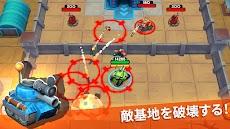 Tankhalla: アドベンチャーアーケードゲーム.戦闘ゲーム&タンクのおすすめ画像1