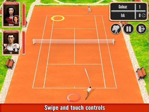World of Tennis: Roaring u201920s u2014 online sports game  screenshots 10
