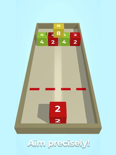 Chain Cube: 2048 3D merge game 1.46.03 screenshots 11