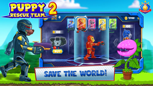 Puppy Rescue Patrol: Adventure Game 2 1.2.4 screenshots 14
