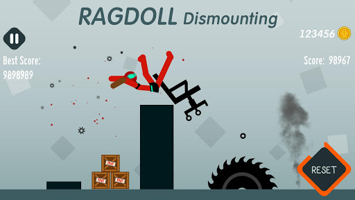 Ragdoll Dismounting 1.58 screenshots 3
