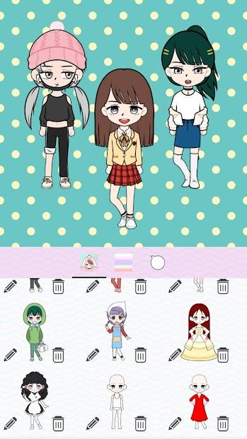 Imágen 8 de My Webtoon Character Girls - K-pop IDOL Maker para android