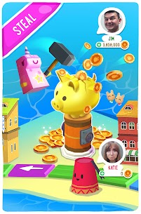 Board Kings Mod APK: Fun Board Games [Unlimited Rolls, Coins] – Prince APK 3