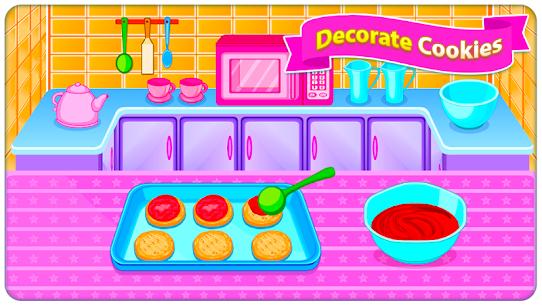 العاب طبخ – كوكيز حلوة 3
