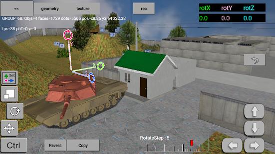 3DMap. Constructor version 7.75 Screenshots 1