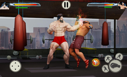 GYM Fighting Games: Bodybuilder Trainer Fight PRO 1.3.7 screenshots 2