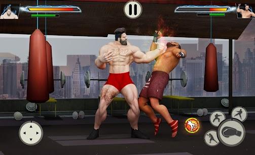GYM Fighting Game: Bodybuilder Trainer Fight PRO [Mod Version] 2