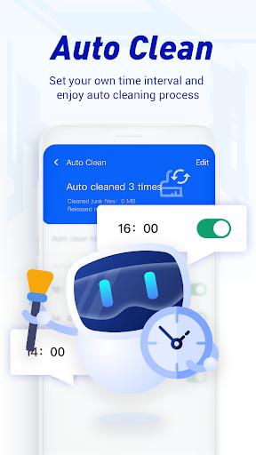 iClean - Booster, Super Virus Cleaner, Master 1.8.9 Screenshots 4