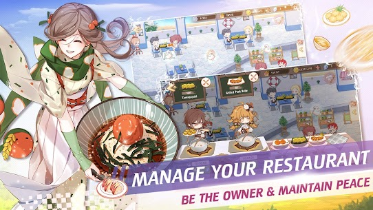 Food Fantasy Apk Download 2021 3