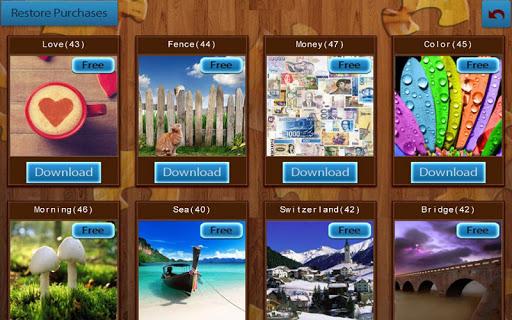 Jigsaw Puzzles Free screenshots 6