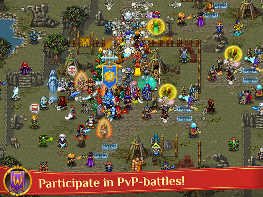 Warspear Online - Classic Pixel MMORPG (MMO, RPG) 9.1.1 Screenshots 12