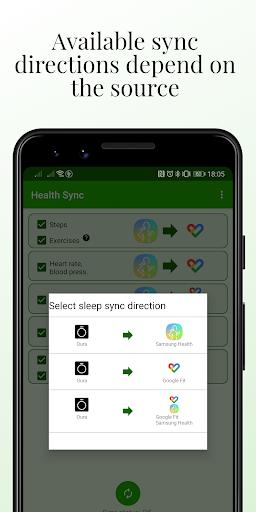 Health Sync 7.0.0 Screenshots 4