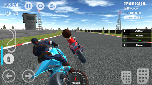 Paw Ryder Moto Patrol Race 3D screenshots 1