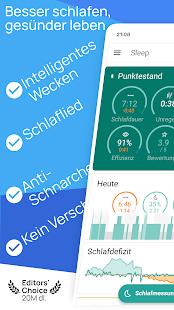 Sleep as Android: Wecker mit Schlafzyklen Screenshot