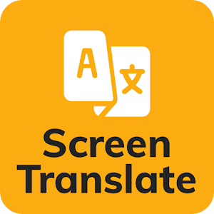 Translate On Screen 1.89 by Dictionary Translate NHApps logo