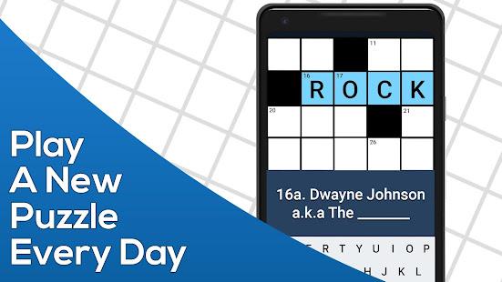 Daily Themed Crossword - A Fun Crossword Game 1.502.0 Screenshots 9