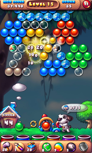 Bubble Bird Rescue  screenshots 4