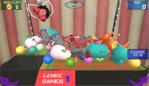 Claw Machine Simulator apktreat screenshots 1