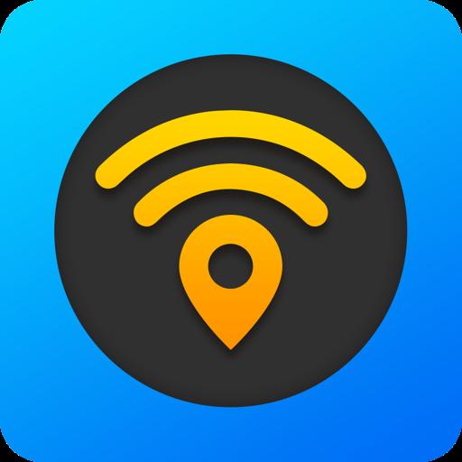 Acces Internet & Wi-Fi gratuit avec WiFi Map®