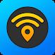 WiFi Map® 無料のWiFiパスワード、オフラインマップ、VPN。
