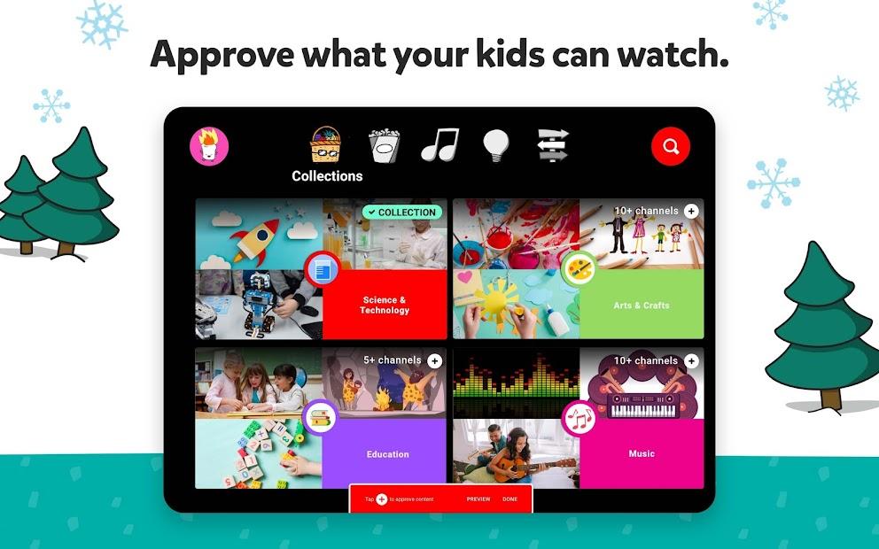 YouTube Kids screenshot 8