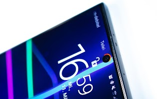 Energy Ring - Note 10/5G/Lite/+ battery indicator!