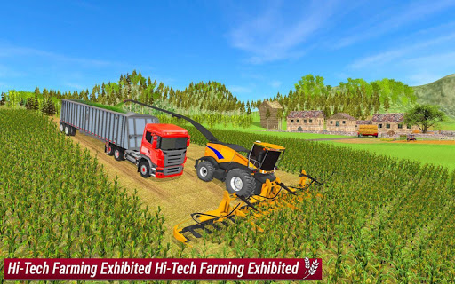 Drive Farming Tractor Cargo Simulator ud83dude9c 2021  screenshots 3