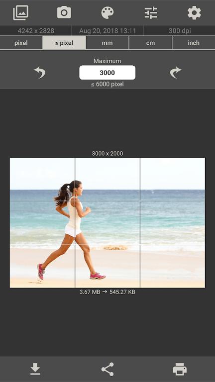 Image Size - Photo Resizer  poster 6