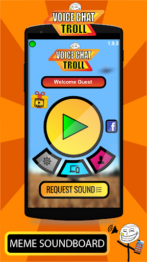 voicechat troll - meme soundboard screenshot 1