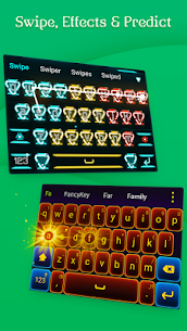FancyKey Keyboard Plus v4.7 Cracked APK 5