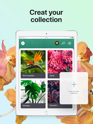 PictureThis: Identify Plant, Flower, Weed and More 2.6.3 Screenshots 13