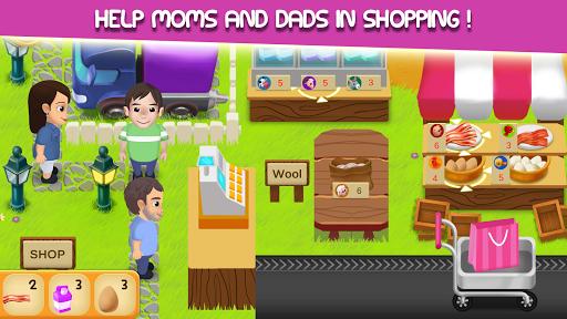 baby joy joy pet farm: plant & animal farm game screenshot 3