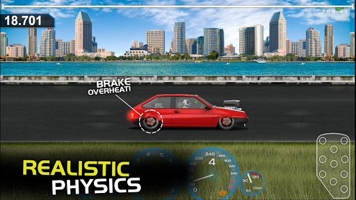 Project Drag Racing apkpoly screenshots 9