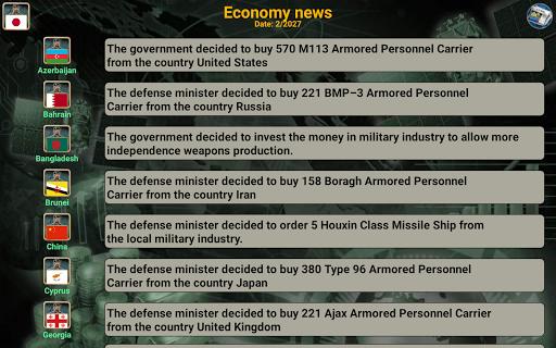 Asia Empire 2027 screenshots 24