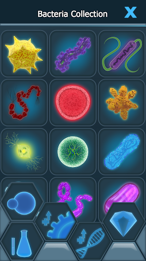 bacterial takeover - idle clicker screenshot 2