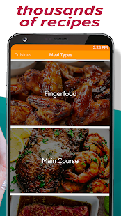 Recipes Home - Free Recipes and Shopping List