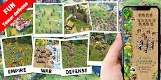 Empire Defense: Age of Stick War & Tower Defenseのおすすめ画像5