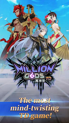 Million Gods: TD 1.1.5 screenshots 1